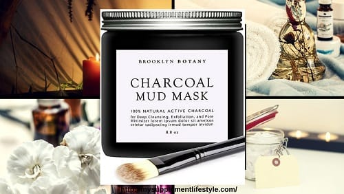 Activated Charcoal Mud Mask Facial Mask