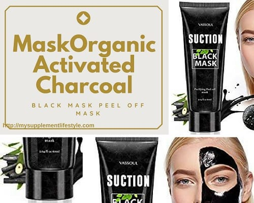 MaskOrganic Activated Charcoal mask