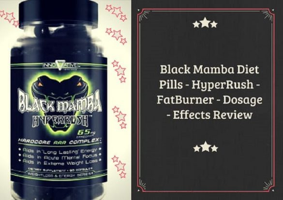black mamba diet pill