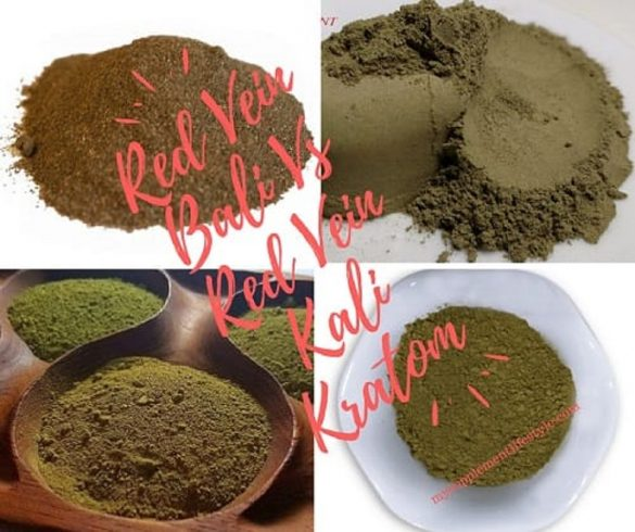 Red Bali Vs Red Kali Kratom