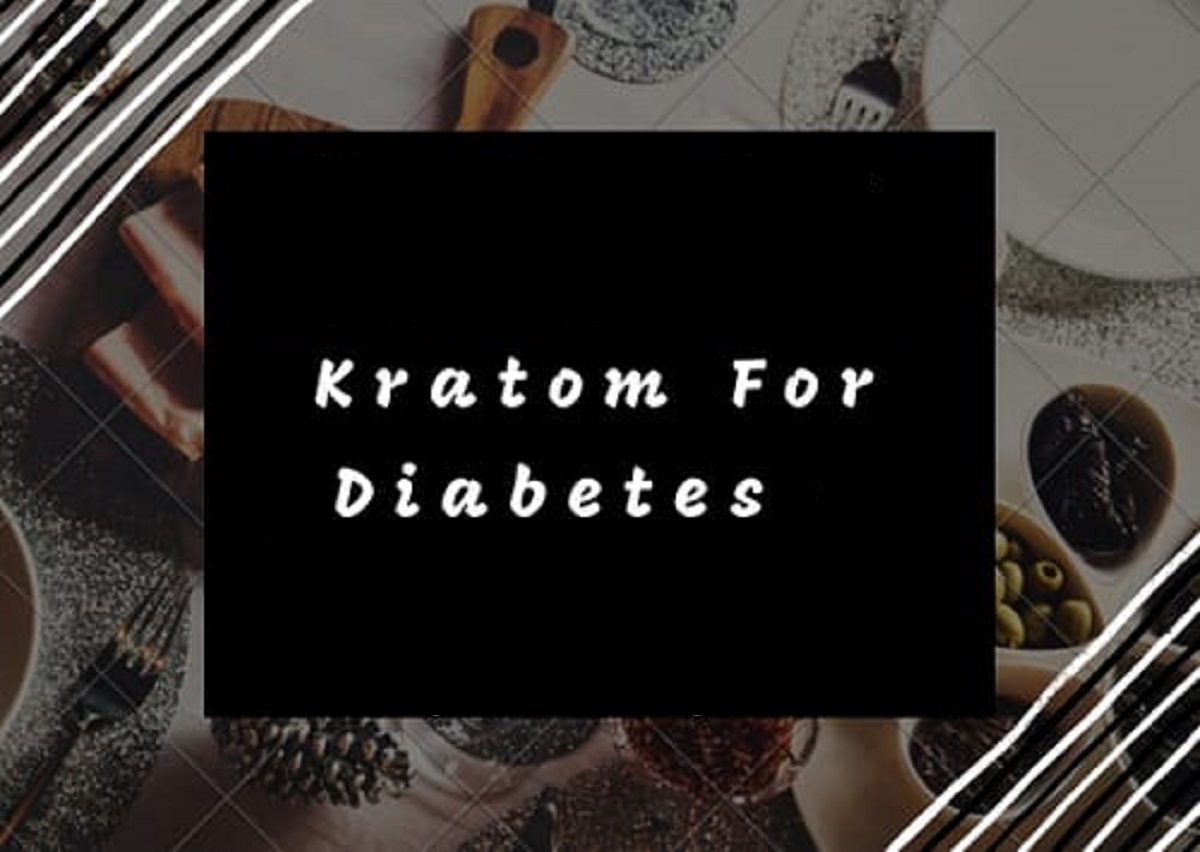 kratom for diabetes