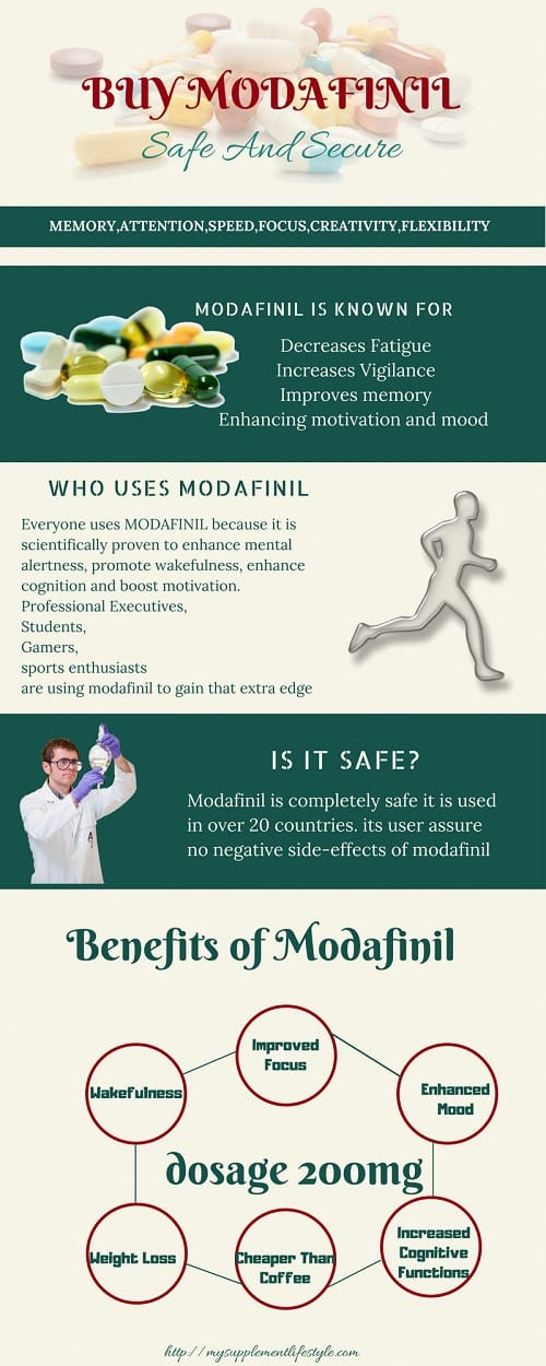 modifinil benefits