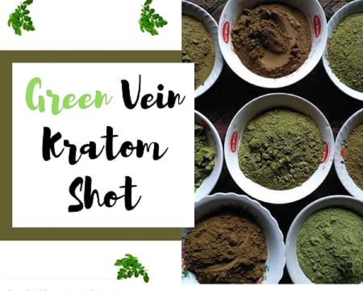 Green Vein Kratom Shot