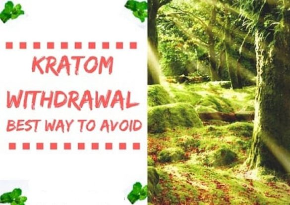 Kratom Withdrawal