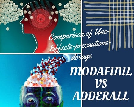 Modafinil Vs Adderall use