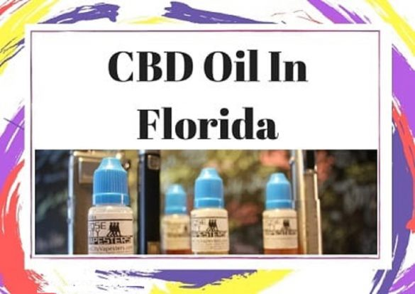 CBD Oil In Florida