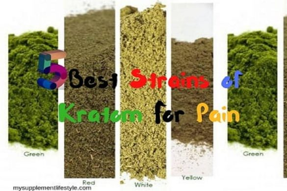 Strains For Pain