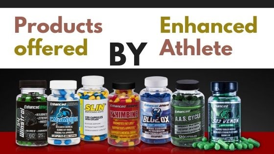 Enhanced Athlete Products
