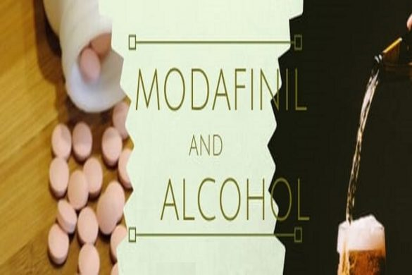 Modafinil And Alcohol