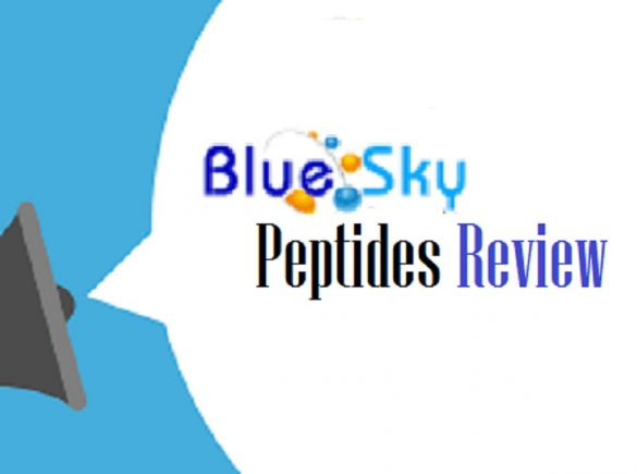 Blue Sky Peptides review