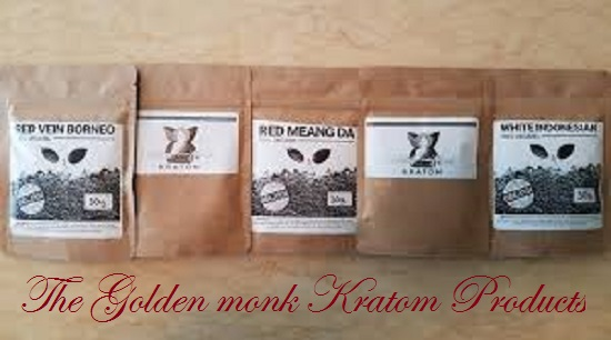 the golden monk products