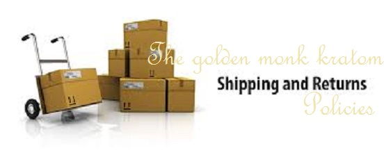 the golden monk shipping policy
